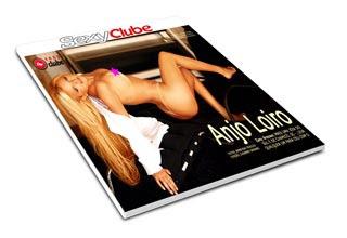 Zeny Bressan Revista Sexy - Abril 2008