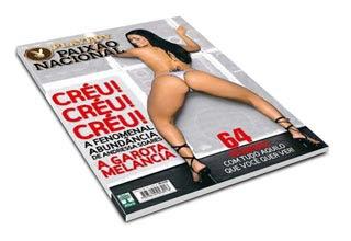 Playboy Abril 2008 Paixão Nacional Mulher Melancia