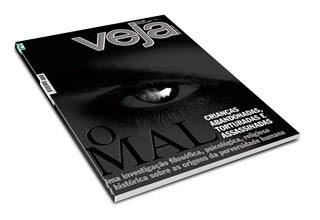 Revista Veja - 09 de Abril de 2008