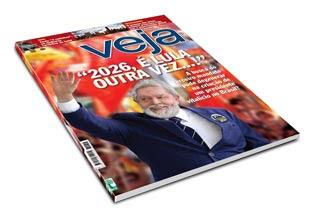 Revista Veja - 16 de Abril de 2008