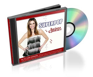Cd Superpop - Luciana Gimenez