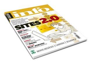 Revista Cole??o Info 2008 - Sites 2.0 - Abril-2008