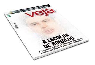 Revista Veja - 07 de Maio de 2008