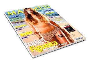 Maxmen Maio 2008 Revista Maxmen   Maio 2008