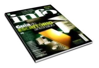 Revista Info - Maio de 2008