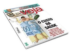 Revista Veja - 14 de Maio de 2008