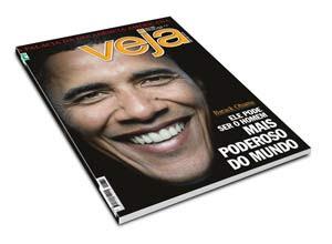 Revista Veja - 11 de Junho de 2008
