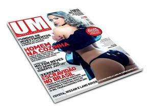 Revista UM - Ellen Rocche - Junho 2008