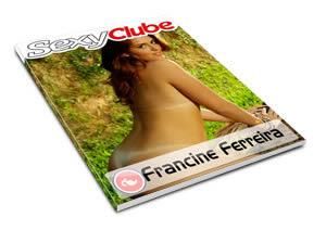 SexyClube - Francine Ferreira  - Junho de 2008