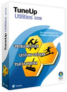 TuneUp Utilities 2008 v7.0.8007