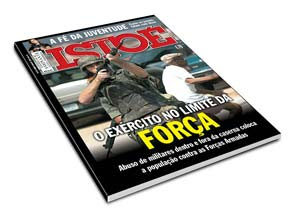 Revista Isto é - 25 de Junho de 2008