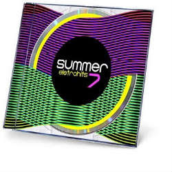 lancamentos CD Summer Eletrohits Vol. 7 2011