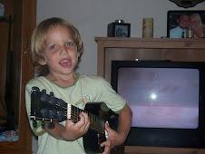 """I wanna be a rockstar!!!"""