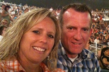 At the Tim McGraw Concert