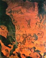 El infierno de Hernando de la Cruz