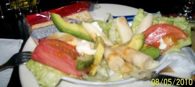 Articole culinare : Salata de Palmito, Mancaruri exotice