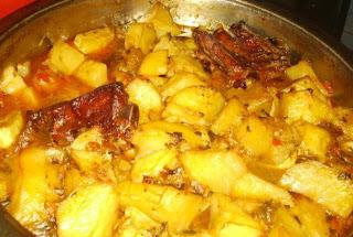 Articole culinare : Mancarica cu carne