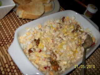 Articole culinare : Salata de oua