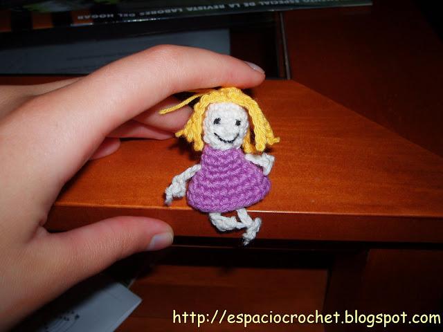 Mini muñequita