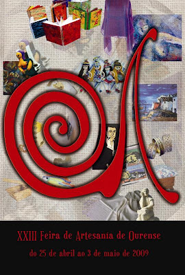 ¡Llega la feria de artesanía de Ourense 2009!