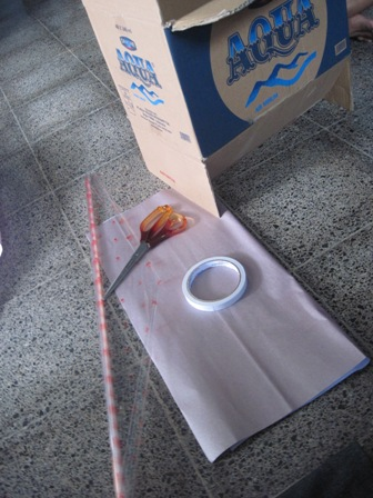 Dunia Kita: Kreasi Kadoku :: Seni Membungkus Box Parcel [2]