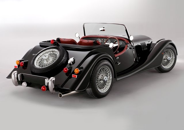 life on cars fire up the morgan 4 4. Black Bedroom Furniture Sets. Home Design Ideas