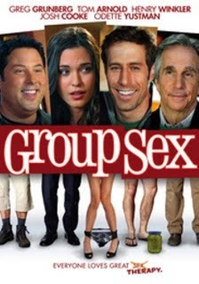 Filme Poster Group Sex DVDRip RMVB Legendado