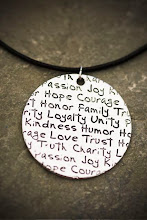 Circle of Gratitude Necklace