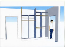 CAD view of another wardrobe