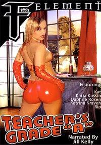 teachers grade a dvd cover