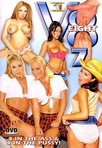 v8 7 dvd cover