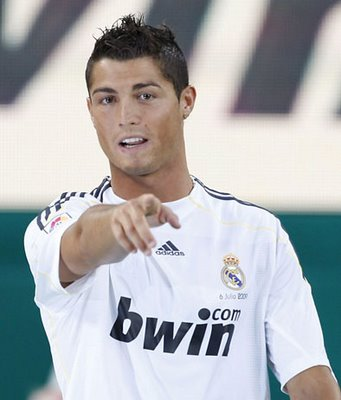 مجموعة متنوعة لصور النادى الملكى  Cristiano+Ronaldo+Real+Madrid+-+CR9+-+Pictures+4