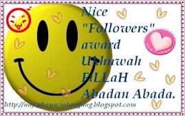 AWARD DARI ANA SOLEHAH