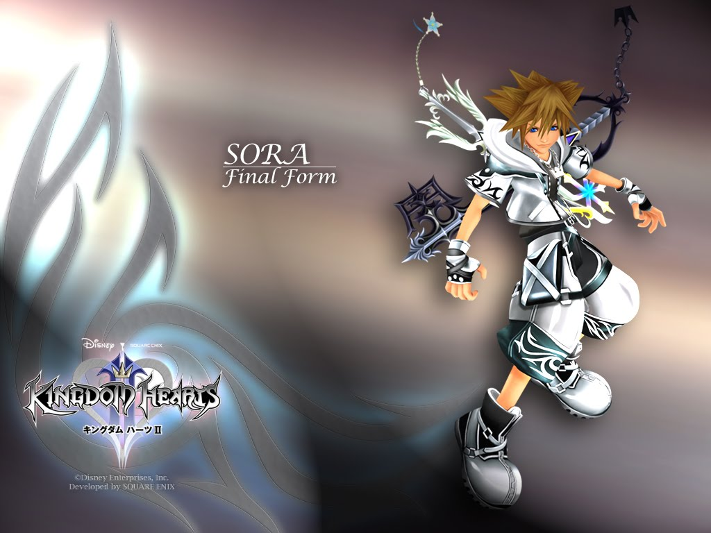 kingdom Heart HD & Widescreen Wallpaper 0.31395010314221