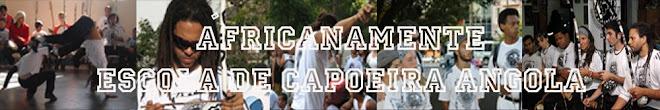 CARACTERISTICAS DA CAPOEIRA ANGOLA