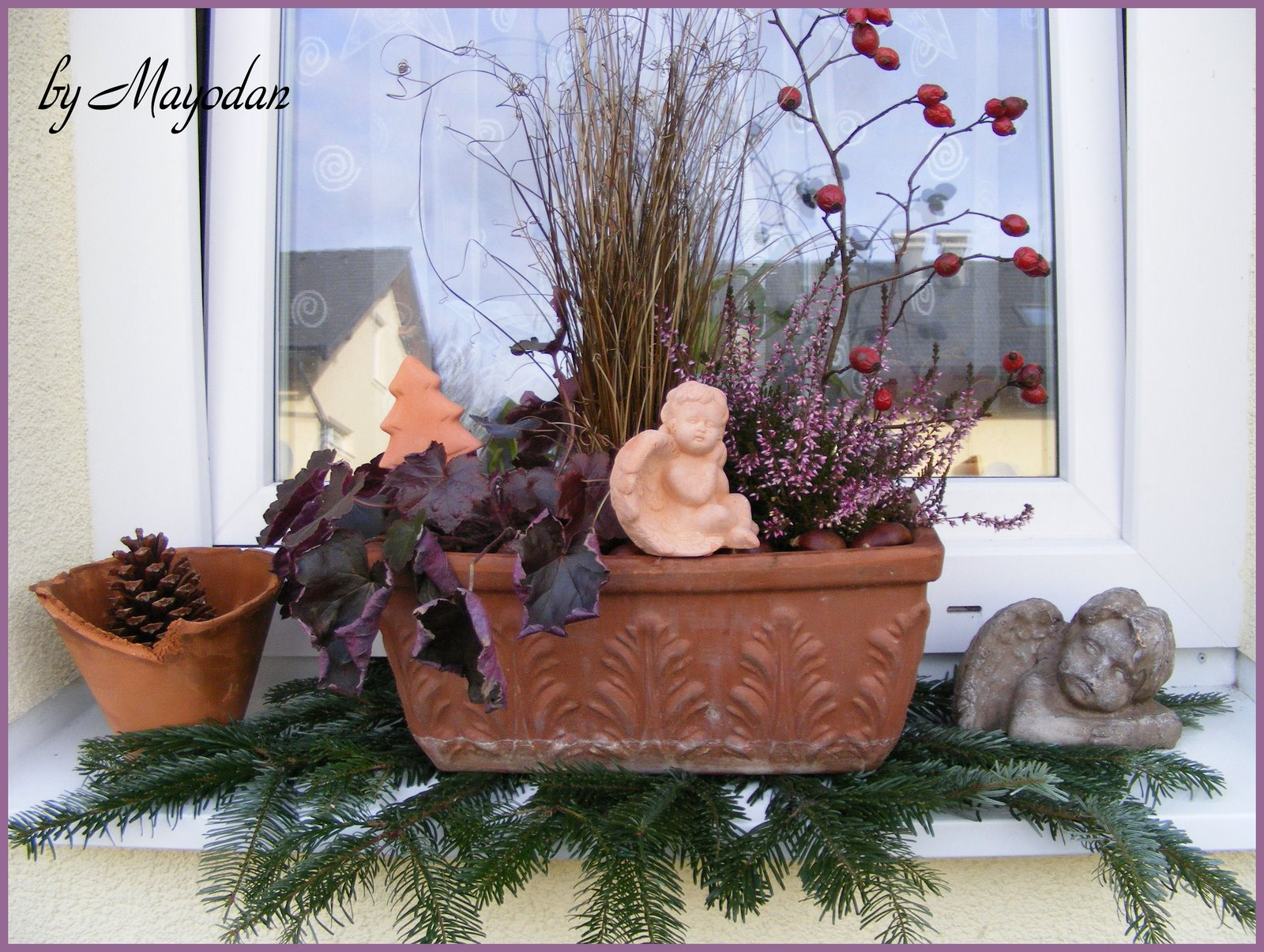 Mayodans garden & crafts: ~**~ erster advent ~**~