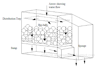 aquarium trickle filter system