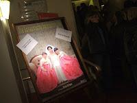 Poster for Die Koreanische Hochzeitsruhe; photo by Val Phoenix