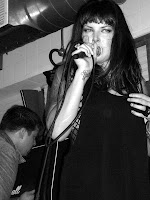 Sleigh Bells live at Rough Trade East; photo by Val Phoenix