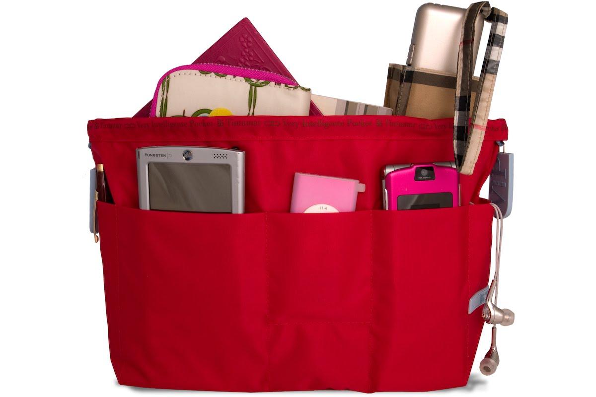A mi manera look organizador de bolsos - Organizador de carteras ...