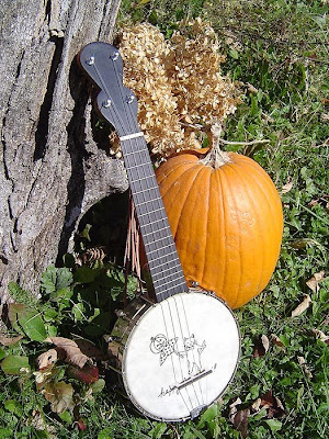 Pin Up Ukulele. Here#39;s a fun banjo-uke I fixed
