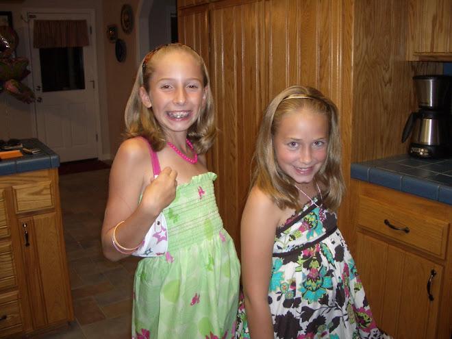 Alyssa and one of her best friends Karlie