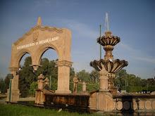 Arco de Ingreso y Fuente