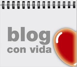 """Premio """"Blog con Vida"""""""