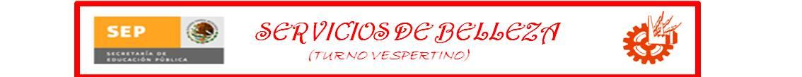 Servicios de Belleza Cecati 81 (vespertino)