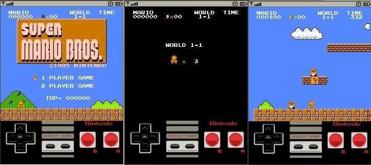 Super Mario Bros 1-3 para Android - descargar.cnet.com