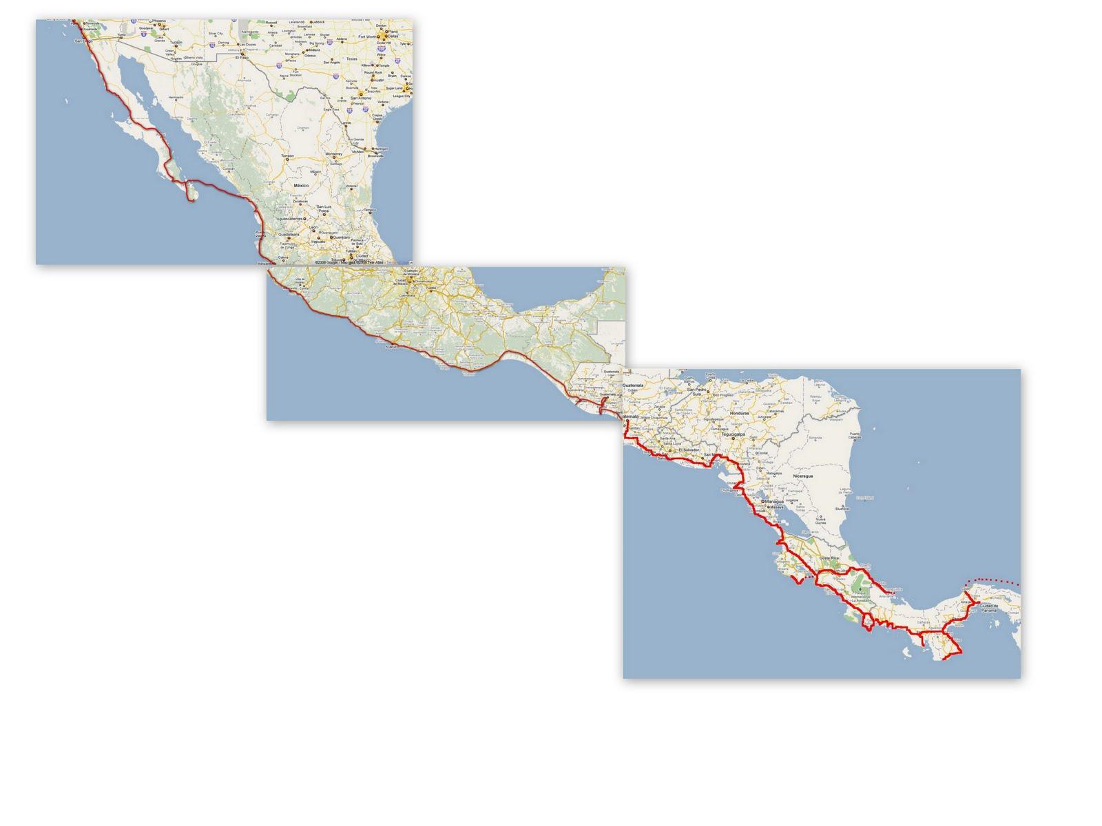 Central America Drive