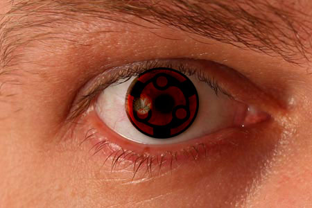 my tattoo my love in digital sharingan tattoo eye