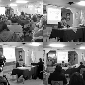 Exposicion en Talcahuano
