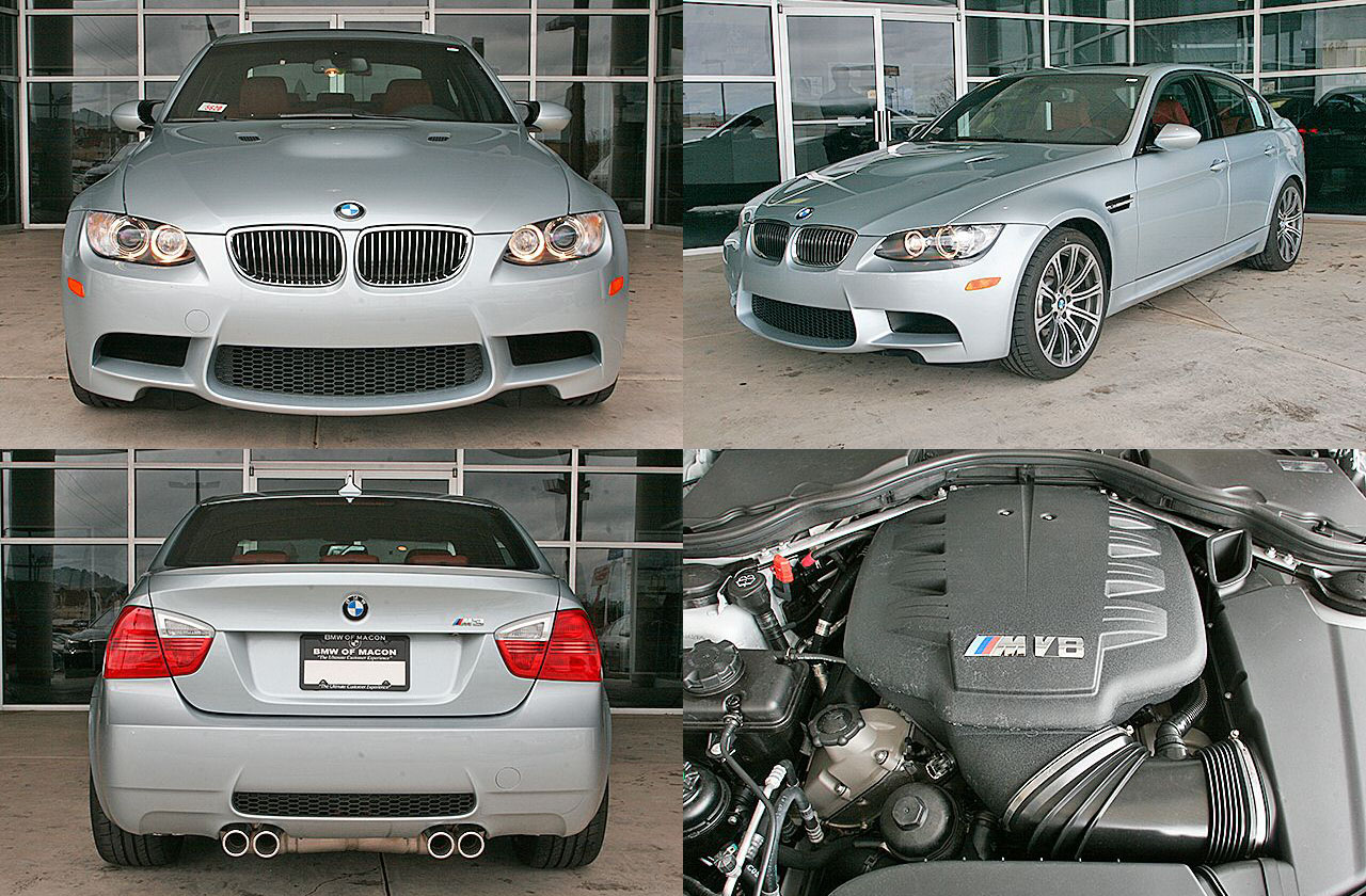 Car Modification 2008 Bmw M3 Sedan Pictures Amp Mods